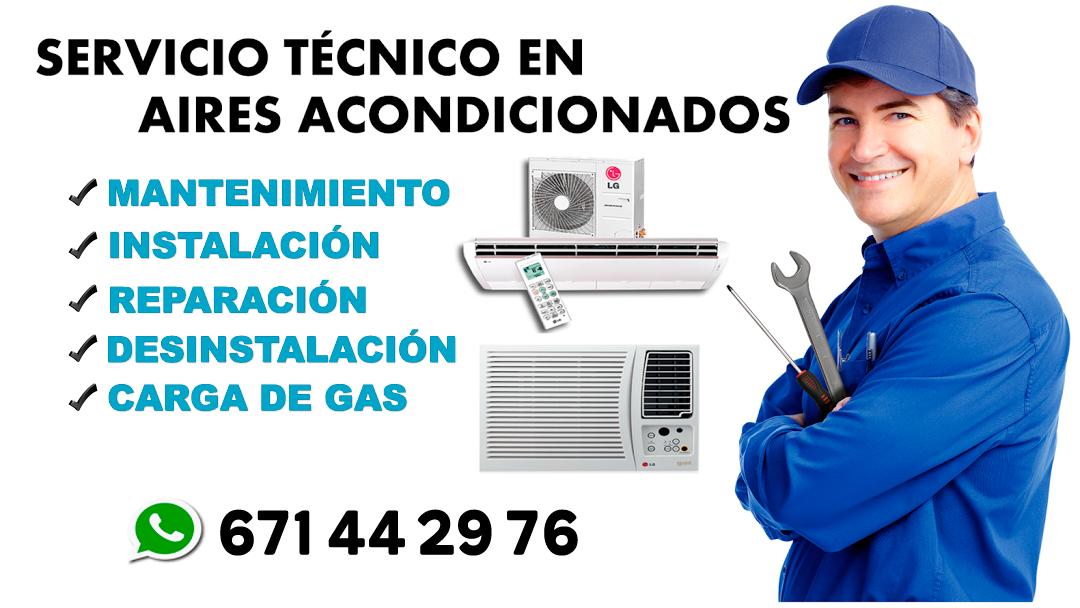 Servicio Técnico Aires Acondicionados ASM Climatización