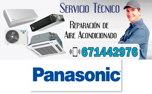 Reparación Aire Acondicionado Panasonic