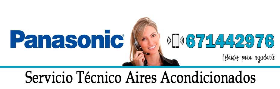 Panasonic Aire Acondicionado Servicio Técnico
