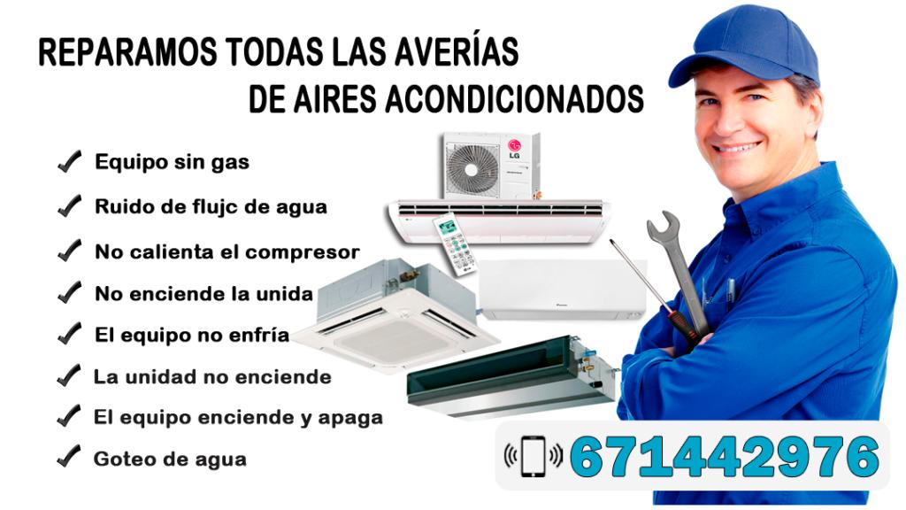 Técnicos en Aires Acondicionados