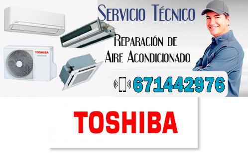 Reparacion Aire Acondicionado Toshiba