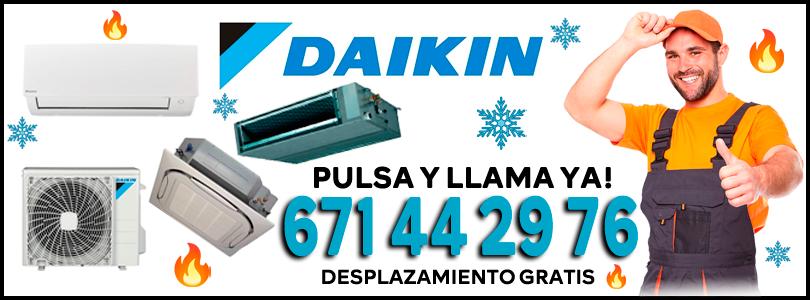 Servicio Tecnico Aire Acondicionado Daikin