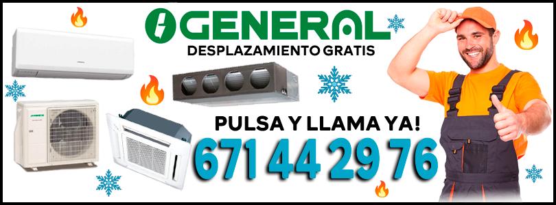 servicio tecnico aire acondicionado general