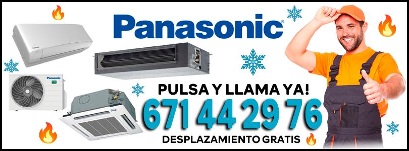 Servicio Tecnico Aire Acondicionado Panasonic