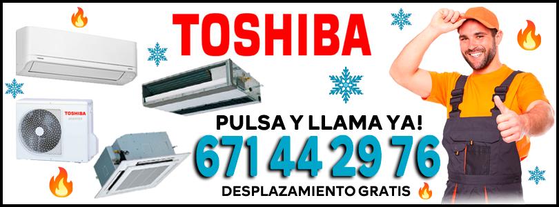 Servicio Tecnico Aire Acondicionado Toshiba